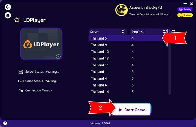 how-to-use-ldplayer-with-pingbooster-vpn