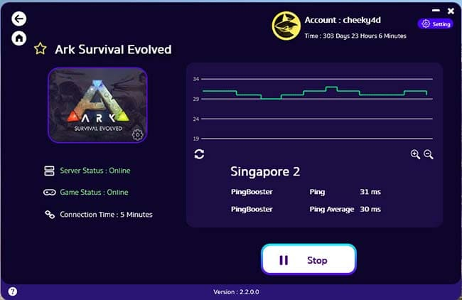 how-to-fix-lag-bypass-ark-survival-evolved-vpn-pingbooster