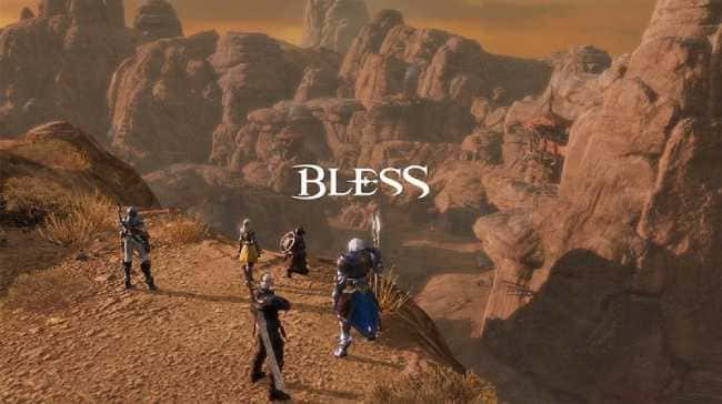 bless-online