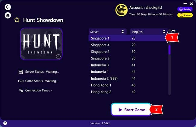 hunt-showdown-steam-fix-lag-vpn-pingbooster