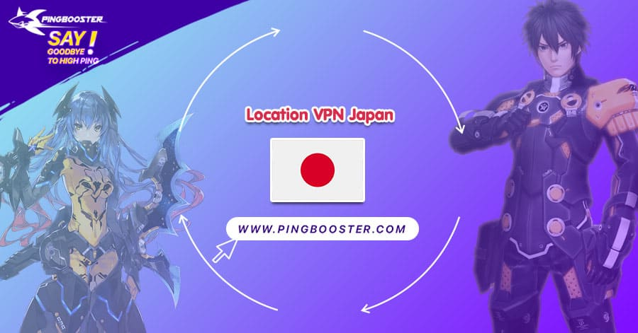 location-vpn-japan-pingbooster