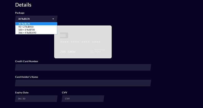 how-to-pay-pingbooster-with-wecard-true-money-wallet