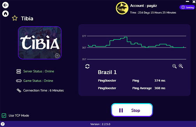 how-to-use-pingbooster-for-tibia-online