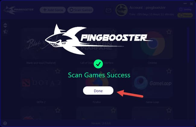 how-to-setup-pingbooster-client-version-2