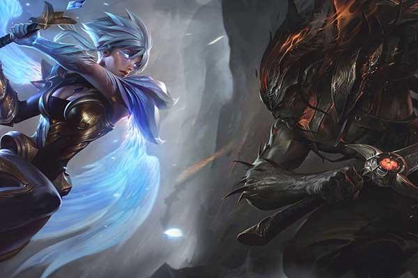 League of Legends เซิร์ฟไทย ปล่อยกิจกรรมล่าสุด Legendary Versus | Ping Booster ลดแลค ลดปิง แยกเน็ตแยกเกม ทะลุบล็อกเล่นเกมต่างประเทศ