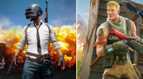 ความแตกต่างระหว่าง PUBG และ Fortnite Battle Rayale | Ping Booster ลดแลค ลดปิง แยกเน็ตแยกเกม ทะลุบล็อกเล่นเกมต่างประเทศ