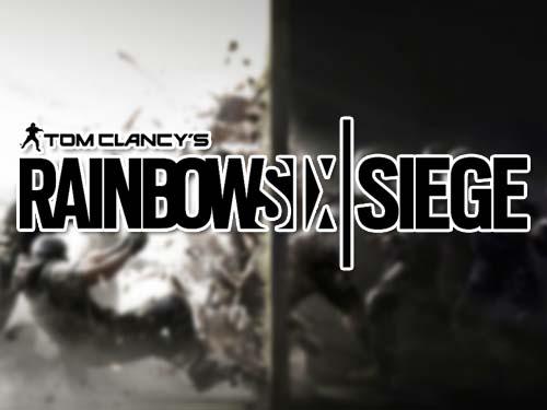 Tom Clancy's Rainbow SixSiege